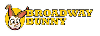 mark for BROADWAY BUNNY, trademark #85584270