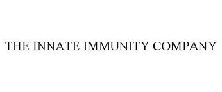 mark for THE INNATE IMMUNITY COMPANY, trademark #85584502