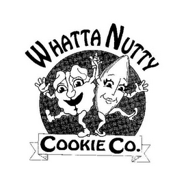mark for WHATTA NUTTY COOKIE CO., trademark #85584633