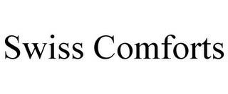 mark for SWISS COMFORTS, trademark #85585204