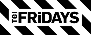 mark for TGI FRIDAYS, trademark #85585299