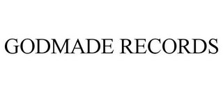 mark for GODMADE RECORDS, trademark #85585371