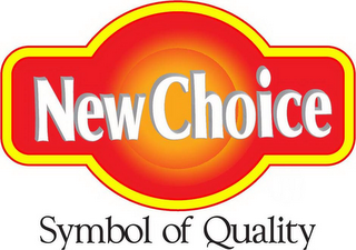 mark for NEW CHOICE SYMBOL OF QUALITY, trademark #85585905