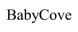 mark for BABYCOVE, trademark #85585988