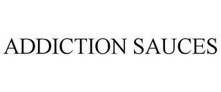 mark for ADDICTION SAUCES, trademark #85586151