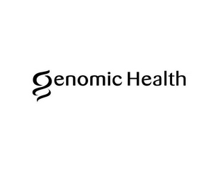 mark for GENOMIC HEALTH, trademark #85586183