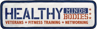 mark for HEALTHY MINDS BODIES VETERANS FITNESS TRAINING NETWORKING, trademark #85586217