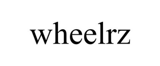 mark for WHEELRZ, trademark #85586229