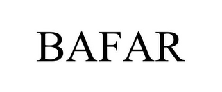 mark for BAFAR, trademark #85586440