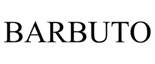 mark for BARBUTO, trademark #85586731