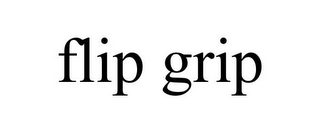 mark for FLIP GRIP, trademark #85586736