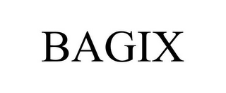 mark for BAGIX, trademark #85586798