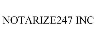 mark for NOTARIZE247 INC, trademark #85586811