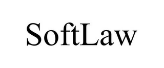 mark for SOFTLAW, trademark #85586934