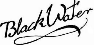 mark for BLACKWATER, trademark #85587045