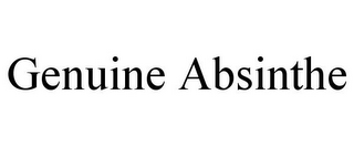 mark for GENUINE ABSINTHE, trademark #85587157