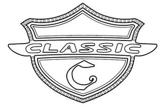 mark for CLASSIC C, trademark #85587307