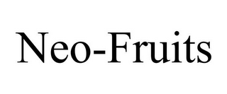 mark for NEO-FRUITS, trademark #85587512