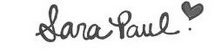 mark for SARA PAUL ., trademark #85587660