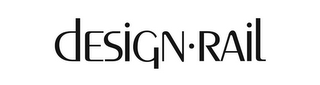 mark for DESIGN·RAIL, trademark #85587750