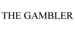 mark for THE GAMBLER, trademark #85588097