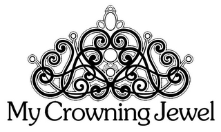 mark for MY CROWNING JEWEL, trademark #85588127