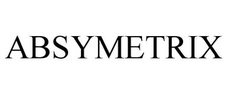 mark for ABSYMETRIX, trademark #85588182
