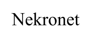 mark for NEKRONET, trademark #85588311