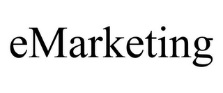 mark for EMARKETING, trademark #85588547
