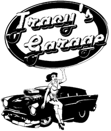 mark for TRACY'S GARAGE, trademark #85588606