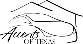mark for ACCENTS OF TEXAS, trademark #85588611
