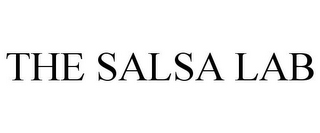 mark for THE SALSA LAB, trademark #85589167