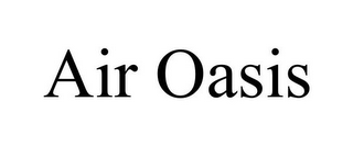 mark for AIR OASIS, trademark #85589178