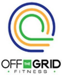 mark for OFF THE GRID FITNESS, trademark #85589292