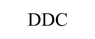 mark for DDC, trademark #85589852