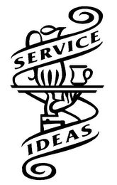 mark for SERVICE IDEAS, trademark #85589950