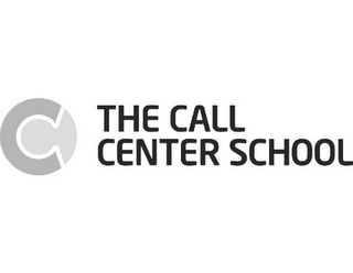 mark for C THE CALL CENTER SCHOOL, trademark #85590253