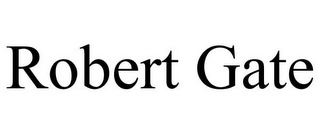 mark for ROBERT GATE, trademark #85590416