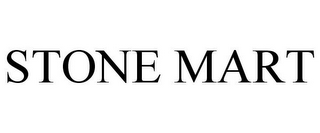 mark for STONE MART, trademark #85590579