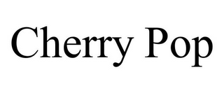mark for CHERRY POP, trademark #85590580