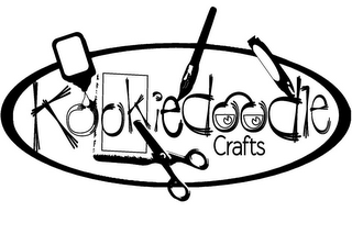 mark for KOOKIEDOODLE CRAFTS, trademark #85590729