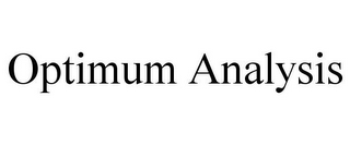 mark for OPTIMUM ANALYSIS, trademark #85590772