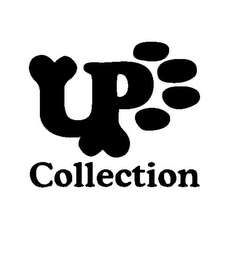 mark for UP COLLECTION, trademark #85590818