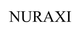 mark for NURAXI, trademark #85590875