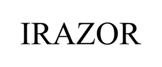 mark for IRAZOR, trademark #85591006