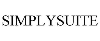 mark for SIMPLYSUITE, trademark #85591276