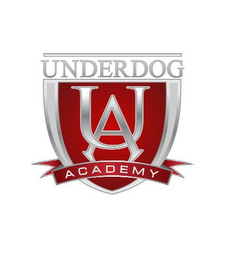 mark for UNDERDOG UA ACADEMY, trademark #85591657