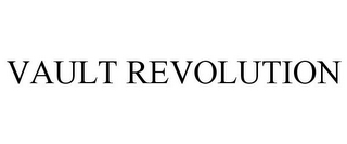 mark for VAULT REVOLUTION, trademark #85591718