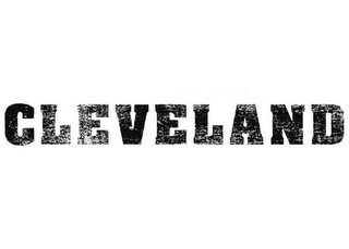 mark for CLEVELAND, trademark #85592075
