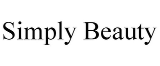 mark for SIMPLY BEAUTY, trademark #85592332